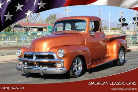 1954 Chevrolet 3100 for sale at American Classic Cars in La Verne CA