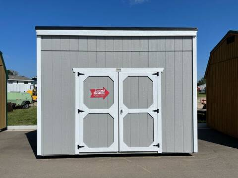 2021 Old Hickory Buildings Studio Shed for sale at Krantz Motor City in Watertown SD