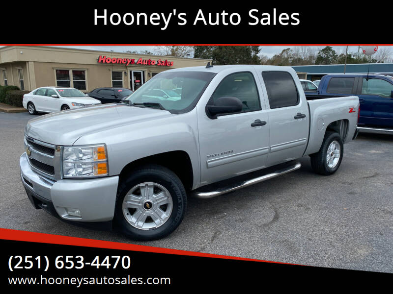 2010 Chevrolet Silverado 1500 for sale at Hooney's Auto Sales in Theodore AL