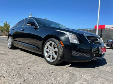 2014 Cadillac ATS for sale at Boktor Motors in Las Vegas NV