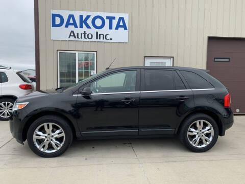 2011 Ford Edge for sale at Dakota Auto Inc. in Dakota City NE