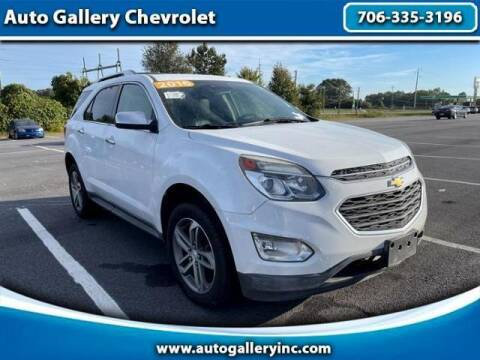 2016 Chevrolet Equinox for sale at Auto Gallery Chevrolet in Commerce GA