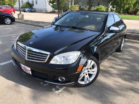 2008 Mercedes-Benz C-Class for sale at Your Car Source in Kenosha WI