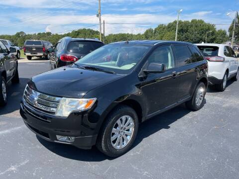 2007 Ford Edge for sale at Getsinger's Used Cars in Anderson SC