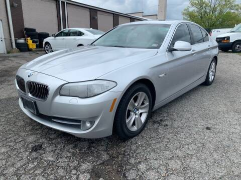 2012 BMW 5 Series for sale at A & R Motors in Richmond VA