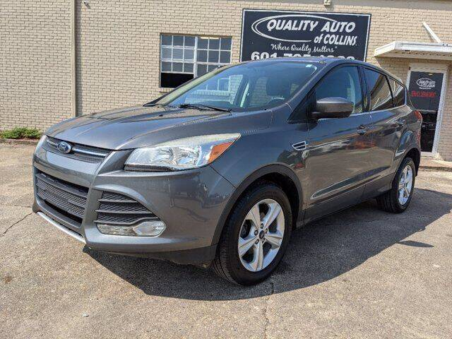 2014 Ford Escape for sale at Quality Auto of Collins in Collins MS
