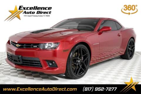 2014 Chevrolet Camaro for sale at Excellence Auto Direct in Euless TX