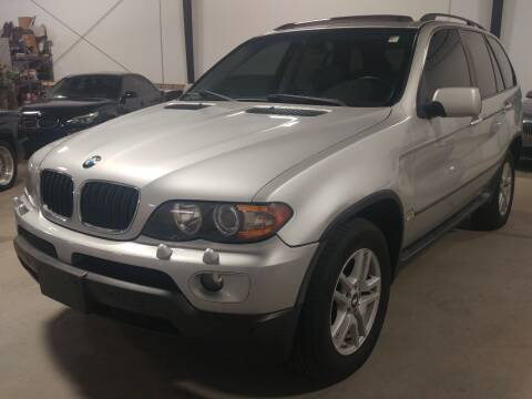 2006 BMW X5 for sale at MULTI GROUP AUTOMOTIVE in Doraville GA