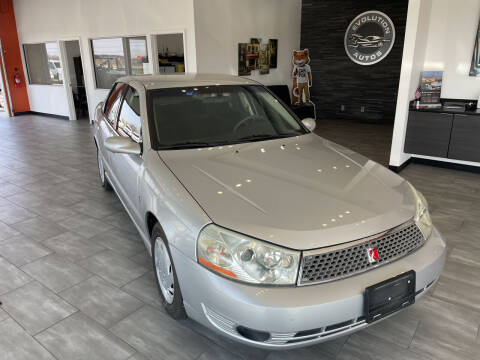 2003 Saturn L-Series for sale at Evolution Autos in Whiteland IN