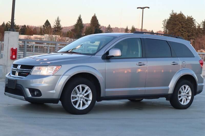 2017 Dodge Journey for sale at Beaverton Auto Wholesale LLC in Hillsboro OR