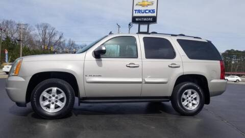2007 GMC Yukon for sale at Whitmore Chevrolet in West Point VA