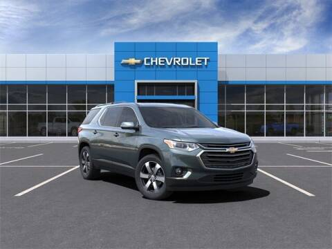 2021 Chevrolet Traverse for sale at Bob Clapper Automotive, Inc in Janesville WI