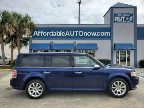 2011 Ford Flex for sale at Affordable Autos in Houma LA