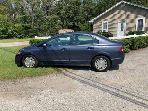 2009 Honda Civic for sale at MIKE B CARS LTD in Hammonton NJ