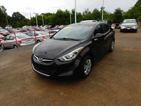 2016 Hyundai Elantra for sale at Paniagua Auto Mall in Dalton GA