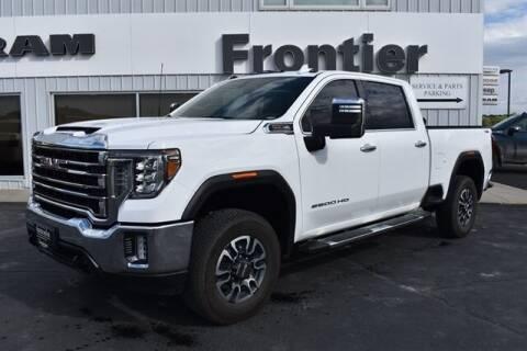 2021 GMC Sierra 2500HD for sale at Frontier Motors Automotive, Inc. in Winner SD