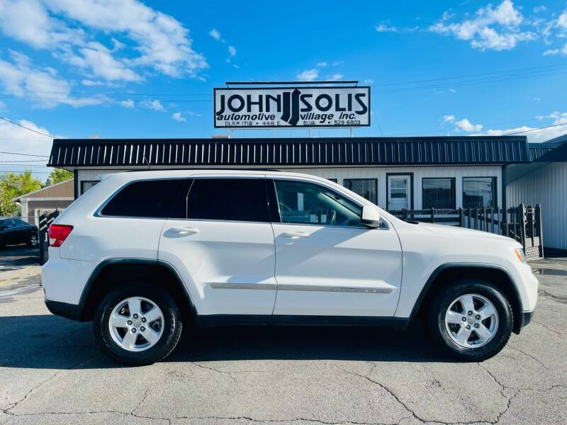 2012 Jeep Grand Cherokee for sale at John Solis Automotive Village in Idaho Falls ID