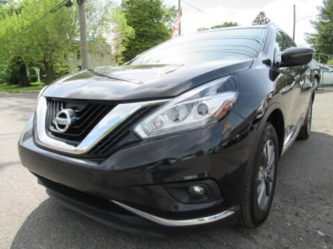 2017 Nissan Murano for sale at PRESTIGE IMPORT AUTO SALES in Morrisville PA