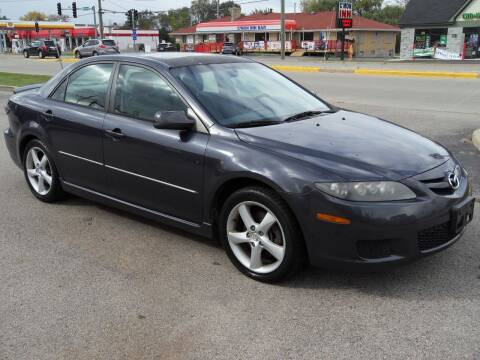 2007 Mazda MAZDA6 for sale at GLOBAL AUTOMOTIVE in Gages Lake IL