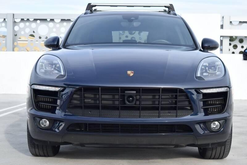 2018 Porsche Macan for sale at Rovcanin Motors in San Jose CA