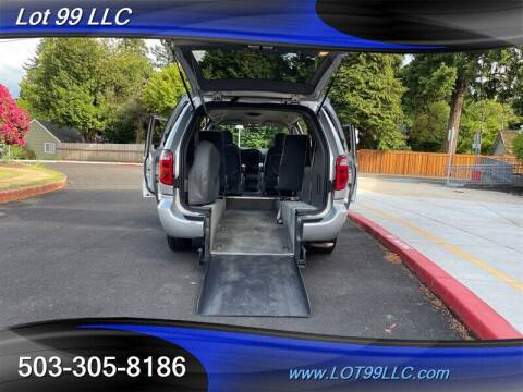 2006 Dodge Grand Caravan for sale at LOT 99 LLC in Milwaukie OR