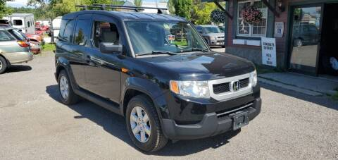 2011 Honda Element for sale at Village Car Company in Hinesburg VT