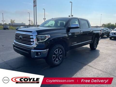 2019 Toyota Tundra for sale at COYLE GM - COYLE NISSAN - Coyle Nissan in Clarksville IN