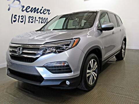 2016 Honda Pilot for sale at Premier Automotive Group in Milford OH