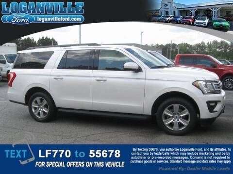 2018 Ford Expedition MAX for sale at Loganville Quick Lane and Tire Center in Loganville GA