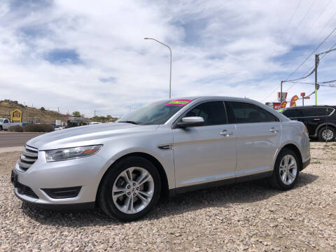 2013 Ford Taurus for sale at 1st Quality Motors LLC in Gallup NM