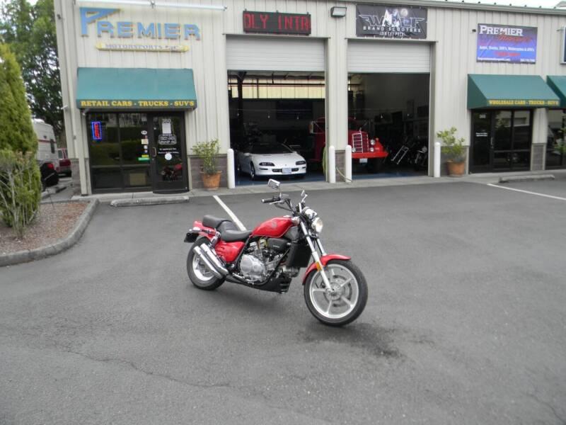 1987 Honda Super Magna 700 for sale at PREMIER MOTORSPORTS in Vancouver WA