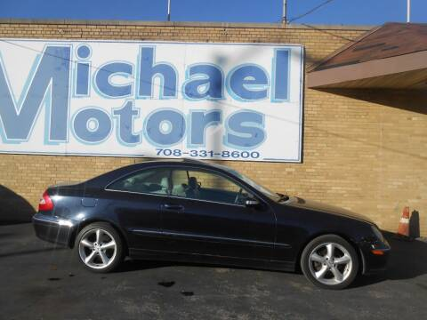 2004 Mercedes-Benz CLK for sale at Michael Motors in Harvey IL