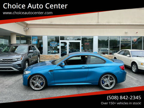 2017 BMW M2 for sale at Choice Auto Center in Shrewsbury MA