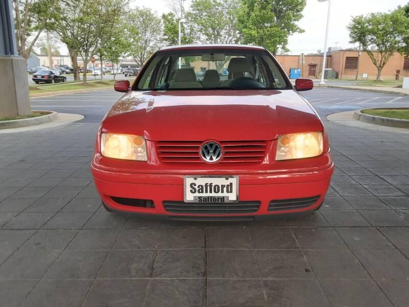2003 Volkswagen Jetta for sale at Fredericksburg Auto Finance Inc. in Fredericksburg VA