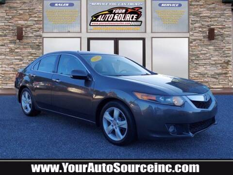 2010 Acura TSX for sale at Your Auto Source in York PA