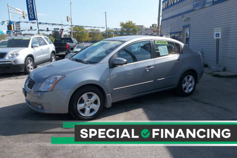2008 Nissan Sentra for sale at Highway 100 & Loomis Road Sales in Franklin WI