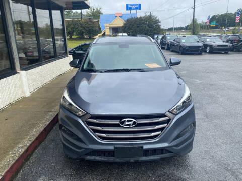 2016 Hyundai Tucson for sale at J Franklin Auto Sales in Macon GA
