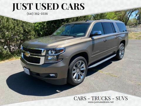 2015 Chevrolet Suburban for sale at Just Used Cars in Bend OR