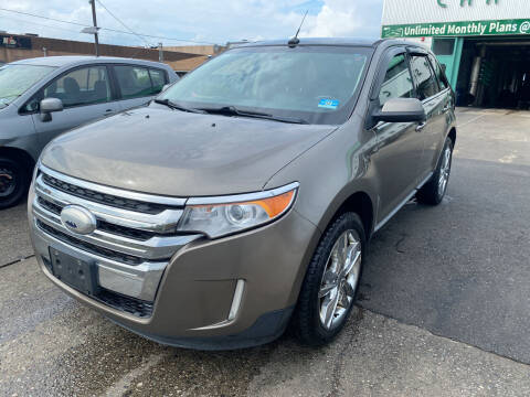 2012 Ford Edge for sale at MFT Auction in Lodi NJ