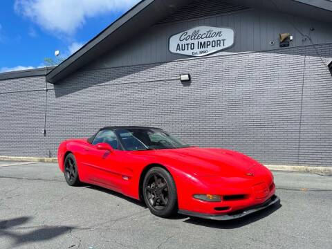 2004 Chevrolet Corvette for sale at Collection Auto Import in Charlotte NC