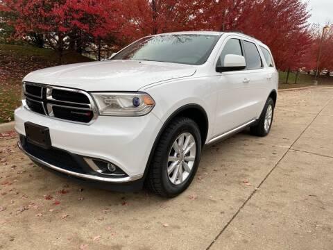 2014 Dodge Durango for sale at Western Star Auto Sales in Chicago IL