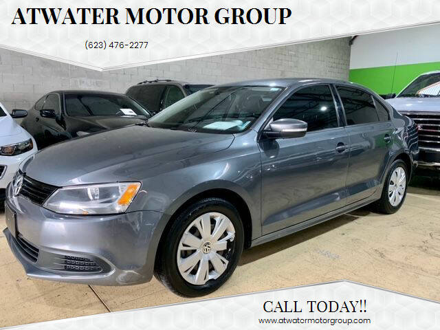 2014 Volkswagen Jetta for sale at Atwater Motor Group in Phoenix AZ
