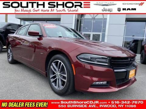 2018 Dodge Charger for sale at South Shore Chrysler Dodge Jeep Ram in Inwood NY