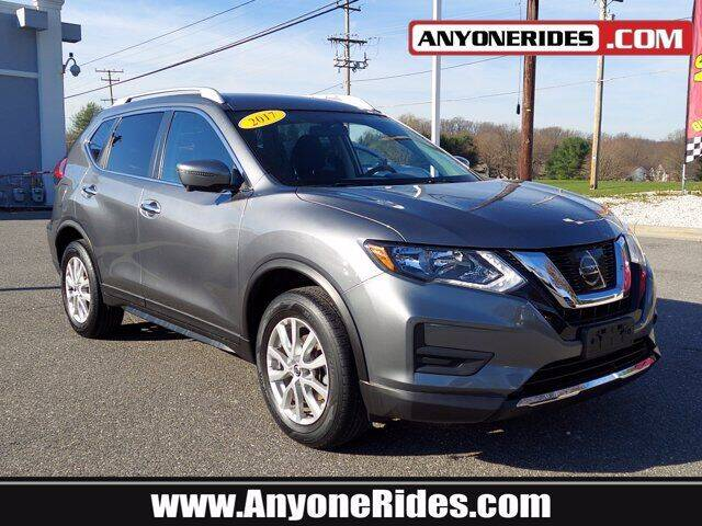 2017 Nissan Rogue for sale at ANYONERIDES.COM in Kingsville MD