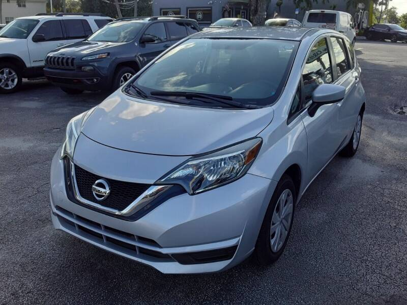 2019 Nissan Versa Note for sale at YOUR BEST DRIVE in Oakland Park FL
