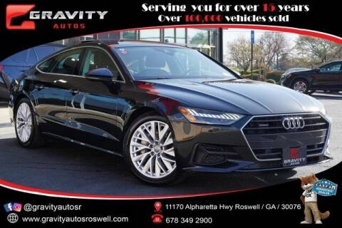 2019 Audi A7 for sale at Gravity Autos Roswell in Roswell GA