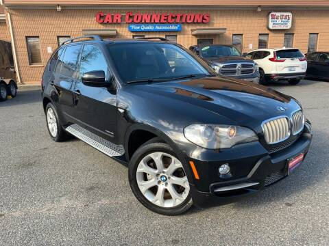 2010 BMW X5 for sale at CAR CONNECTIONS in Somerset MA
