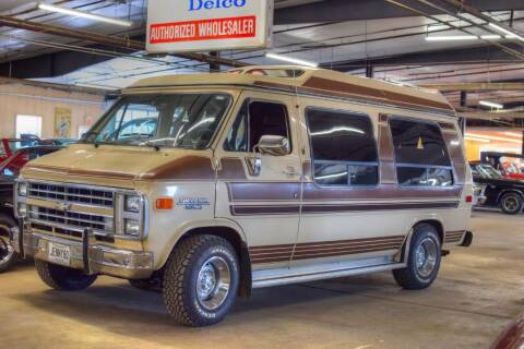 1986 Chevrolet Chevy Van for sale at Hooked On Classics in Watertown MN