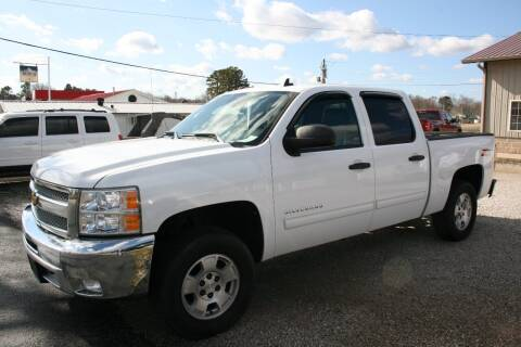 2012 Chevrolet Silverado 1500 for sale at Darnell Auto Sales LLC in Poplar Bluff MO
