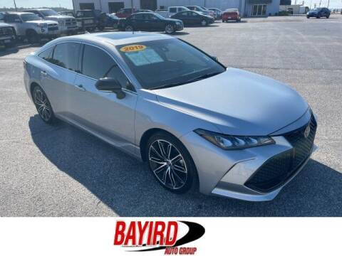 2019 Toyota Avalon for sale at Bayird Truck Center in Paragould AR